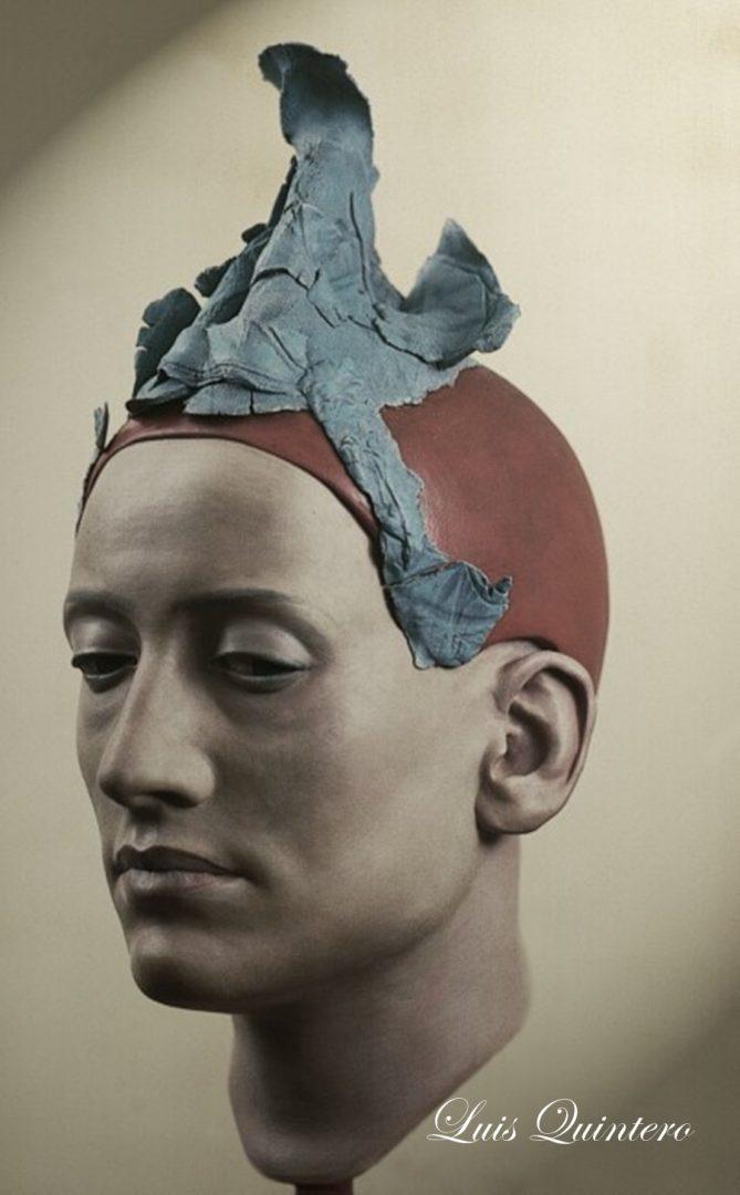 Desnudo escultura | Pepe Parrales