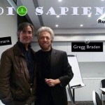 Enrique Santamaria con Gregg Braden mayo 2015