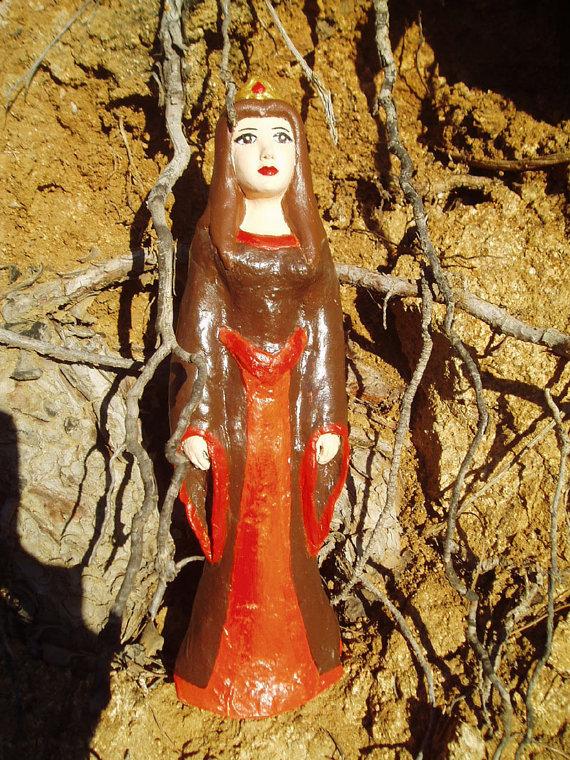 Banbha, diosa celta del Otoño | Miriam  Anerisart