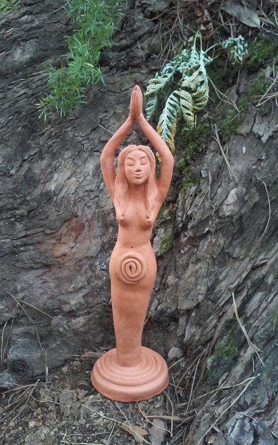La Diosa Espiral | Miriam  Anerisart