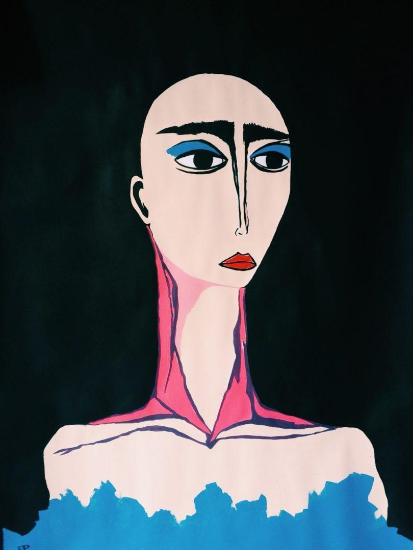 La chica de portada | Fede Pouso