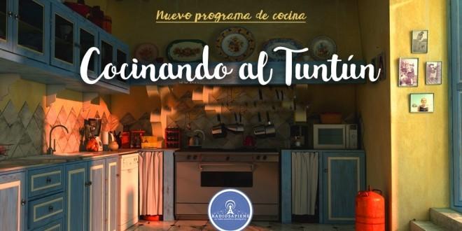 Enviar la receta 'Cocinando al tuntún'
