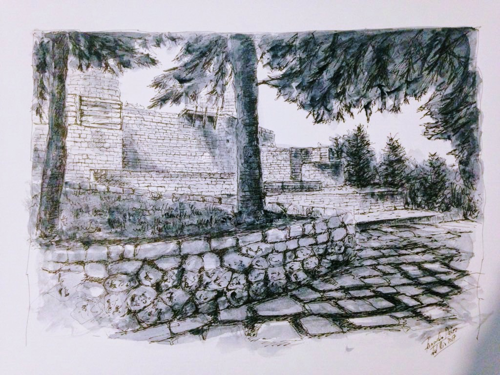 Castillo de Burgos | Fernando Pérez del Río