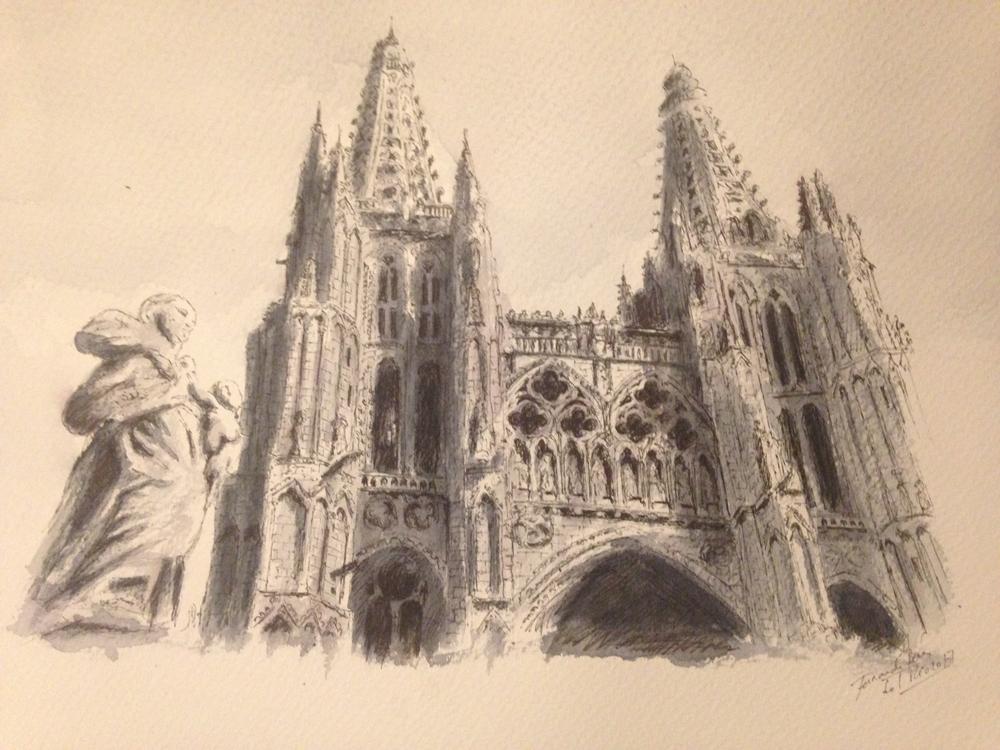 Catedral de Burgos I  | Fernando Pérez del Río