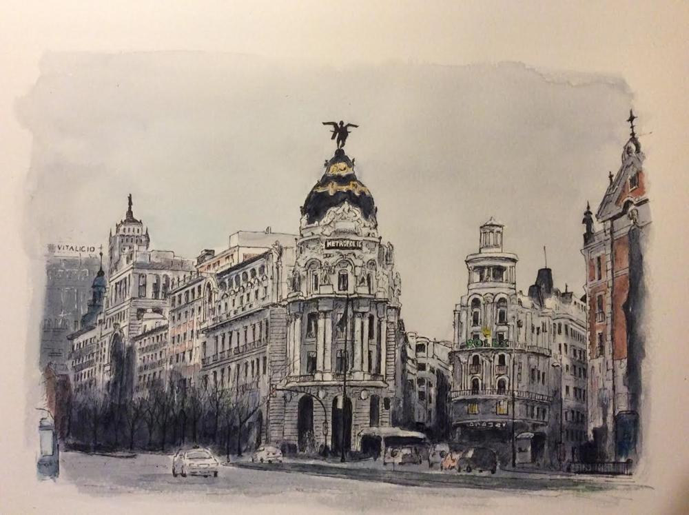 Madrid  | Fernando Pérez del Río