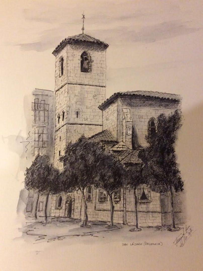 San Lázaro (Palencia)  | Fernando Pérez del Río