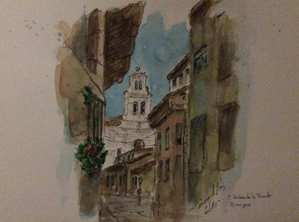 San Pedro de la Fuente (Burgos) | Castillo de Burgos | Fernando Pérez del Río