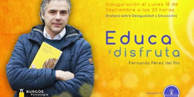 Consulta a Fernando Pérez del Río [ Educa y Disfruta ]