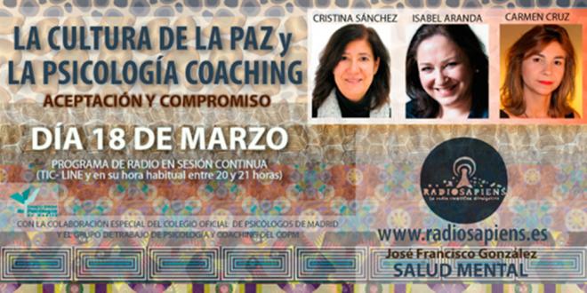 La cultura de la Paz y la Psicología Coaching