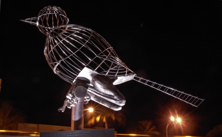 Jaulajaro, Monumento a la_Constitucion_de 1978 | Luis Quintero