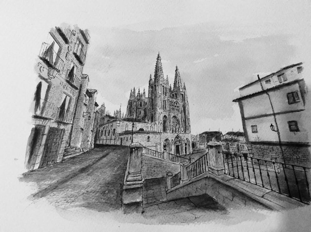 Catedral de Burgos III  | Fernando Pérez del Río