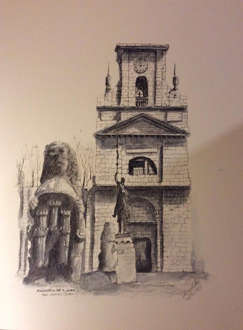 Monasterio de San Juan (Burgos)  | Fernando Pérez del Río