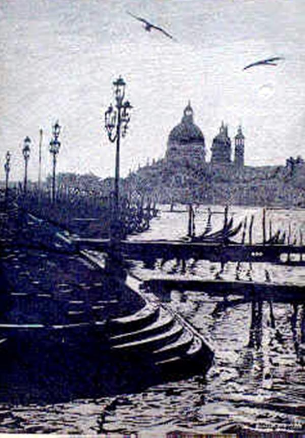 Luna llena en Venecia  | Dr. Angel Escudero Juan