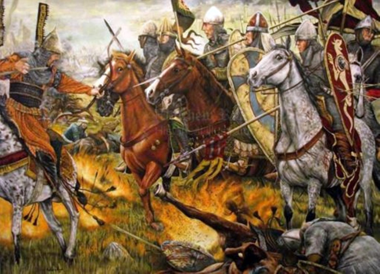 Battle of Antioch 1098 | Matthew Ryan