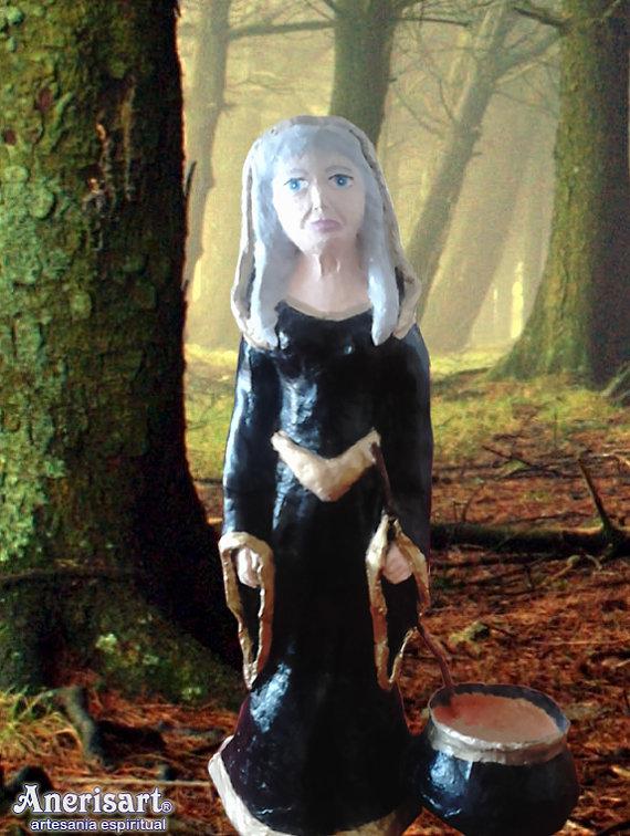 Cerridwen, diosa celta anciana sabia | Miriam Anerisart