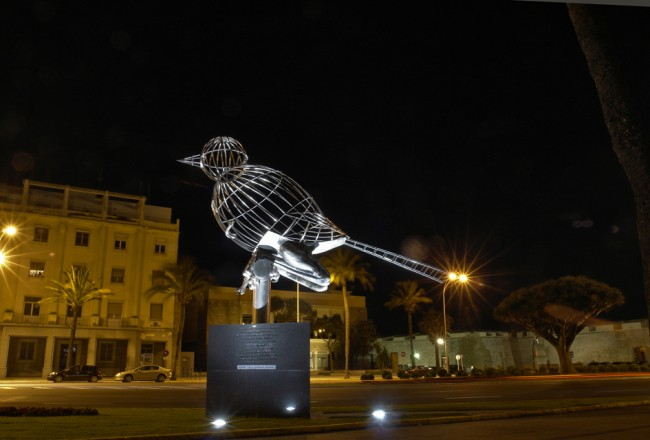 Jaulajaro, Monumento a la Constitución de 1978 | Luis Quintero