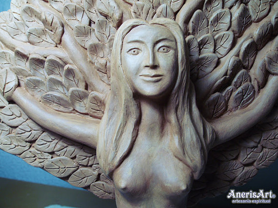 La Diosa Árbol | Miriam Anerisart
