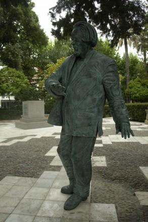 Monumento a Carlos Edmundo de Ory  | Luis Quintero