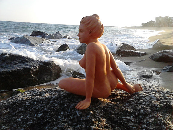 Ninfa del agua, Nereida | Miriam Anerisart