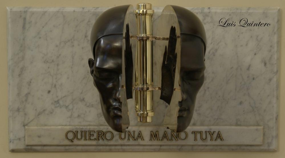 Quiero una mano tuya | Luis Quintero