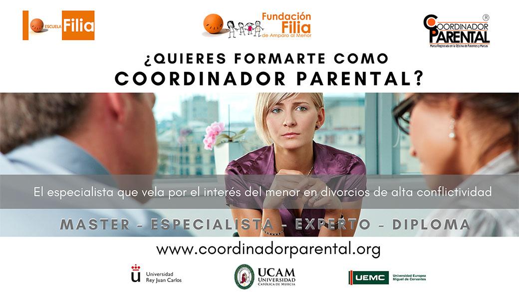 Formación universitaria en Coordinación Parental